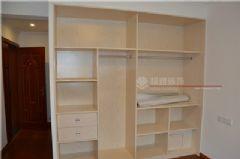 阳山花苑中式风格完工实拍图中式卧室装修图片