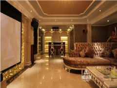 水沐天城新古典风格案例欣赏古典阁楼装修图片