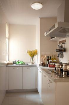 个性化厨房设计方案,打造温馨家居现代厨房装修图片