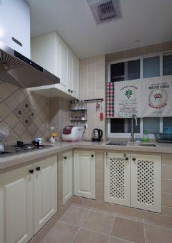 122平古典混搭设计图片厨房装修图片