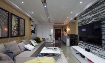 115平现代简约装修效果图现代卧室装修图片