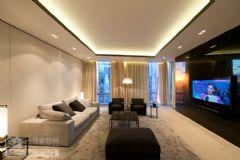 奥山世纪城现代风格效果图现代客厅装修图片