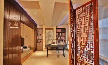 160中式风格演绎完美家居中式书房装修图片