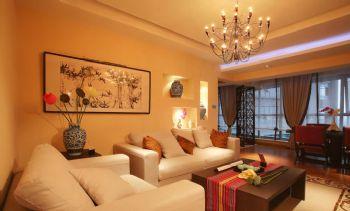 160中式风格演绎完美家居中式客厅装修图片