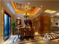 蔚蓝卡地亚古典风格案例古典客厅装修图片
