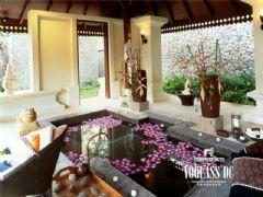 蔚蓝卡地亚古典风格案例古典阳台装修图片