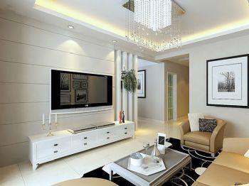 黑白电视背景墙设计图-装修效果图-八六(中国)装饰