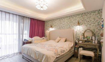 100平超级混搭三居装修设计图混搭卧室装修图片