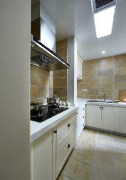 88平简约美式装修效果图厨房装修图片