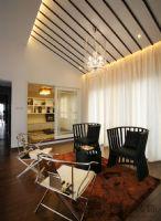 同人欣园现代简约装修案例欣赏简约客厅装修图片