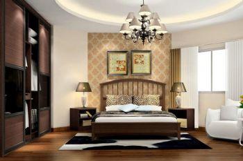 卧室衣柜设计装修效果图现代卧室装修图片