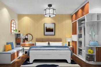 卧室衣柜设计装修效果图