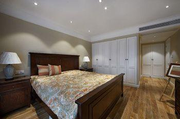 112平简约美式装修案例简约卧室装修图片