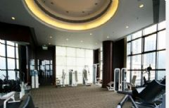 郑州专业健身房装修设计效果图