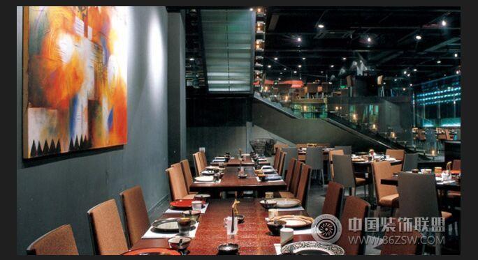 郑州专业美式风西餐厅装修设计 单张展示 餐馆装修效果图 八六 中国