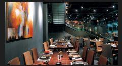 鄭州專業美式風西餐廳裝修設計