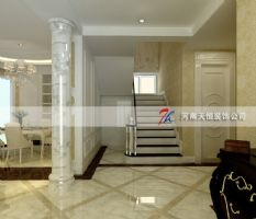 郑州专业欧式家庭装修设计欧式客厅装修图片