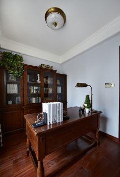 2015最新书房设计图书房装修图片