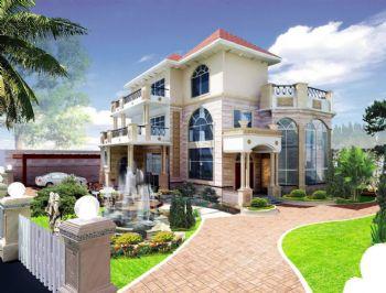 别墅庭院设计方案其它装修图片