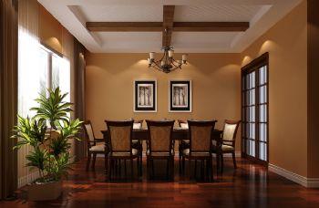 260平五居简欧风设计图片欧式餐厅装修图片