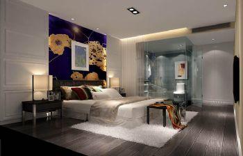 200平三居北欧风装修效果图欧式卧室装修图片