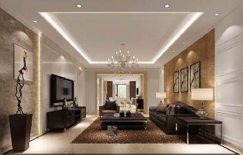200平三居北欧风装修效果图欧式客厅装修图片