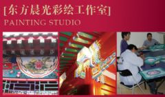 专业古建彩绘设计技法熟稔设计图片会所装修图片