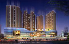 值得期待的山西城市综合体设计商场装修图片