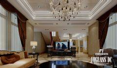 长桥郡美式风格设计图片美式客厅装修图片