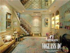 中海龙湾半岛法式风格装修效果图东南亚风格别墅