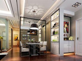 2015现代小户型餐厅设计