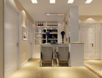 2015现代小户型餐厅设计现代餐厅装修图片