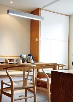 88平日式小清新美居东南亚餐厅装修图片