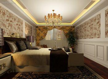 别样风情,别样卧室的装修设计田园卧室装修图片