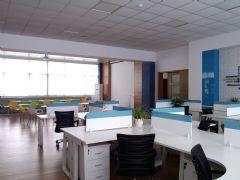 芜湖高新技术创业服务中心办公室装修办公室装修图片