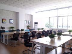 芜湖高新技术创业服务中心办公室装修