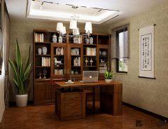 京都城中式风格大户型装修图片中式客厅装修图片