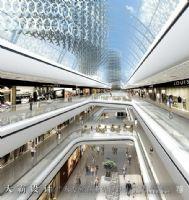 不同的贵州城市综合体设计方案商场装修图片