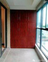 2室一厅中式风装修效果图中式阳台装修图片