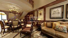 约克郡上林洋房欧式风装修效果图欧式客厅装修图片