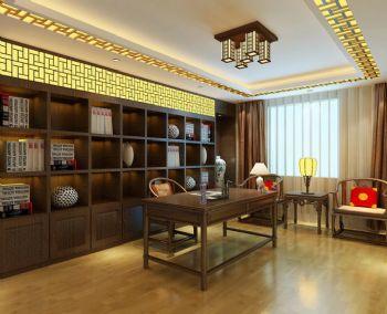 中式书房典雅设计