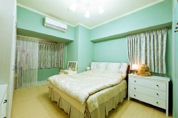 103平田园风打造温馨美家田园卧室装修图片