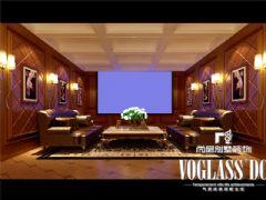蔚蓝卡地亚豪宅美式风格设计图片美式客厅装修图片