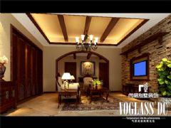 蔚蓝卡地亚豪宅美式风格设计图片美式风格别墅