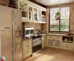 新中式风中式户型装修案例欣赏中式厨房装修图片
