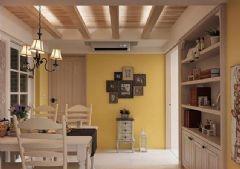 莱安逸珲地中海风格装修案例地中海客厅装修图片