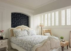 莱安逸珲地中海风格装修案例地中海卧室装修图片