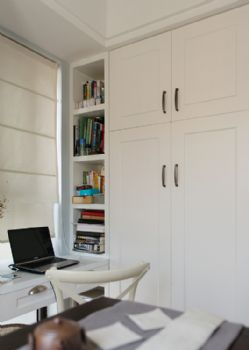 书房设计创意实用设计图片书房装修图片