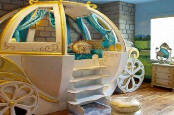 汽车主题儿童房设计图片儿童房装修图片