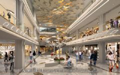 深圳城市综合体设计商场装修图片